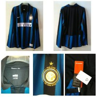 Jersey Inter Milan home Centenary LS UCL version