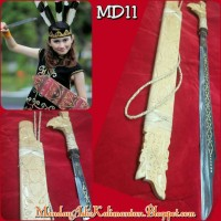 harga MD 11 Mandau Dayak Asli Kalimantan Tokopedia.com