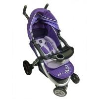 harga Baby Elle CURV2 S-700 - Baby Stroller / Kereta Dorong Bayi - Ungu Tokopedia.com