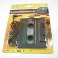 Kaset tape Mobil MP3 adaptor / fM MODULATOR / pemutar lagu dari hp