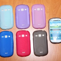 SILICONE SOFTSHELL SGP SAMSUNG GALAXY FAME (S6810)