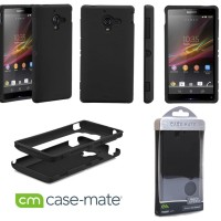 Jual Case-mate / Casemate Tough Armor Casing Cover Sony Xperia ZL L35h
