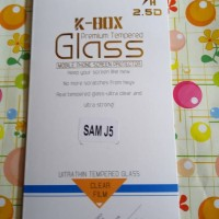 Tempered Glass K-box For Samsung Galaxy J5