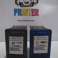 HP 27 Black Ink Cartridge ( C8727AN )