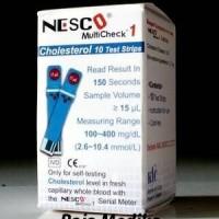 Strip kolesterol