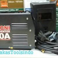 Mesin Las Lakoni Falcon 121GE /Travo Las untuk Genset