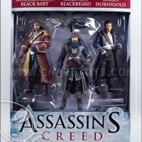 Assassins Creed Pirate 3 Pack