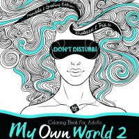 Jual Coloring Book For Adults My Own World