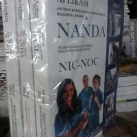 Diagnosa keperawatan jilid 1-2-3 (satu set) by nanda nic-noc