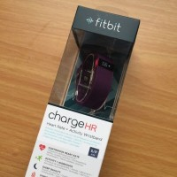 harga Fitbit Charge Hr ( Size L ) - Plum Bnib Tokopedia.com