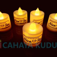Jual Lilin Elektrik | Lilin Led | Lilin Mainan | Lilin Elektronik 1 Kg Murah