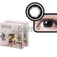 Softlens X2 baby eyes piccoli ( bisa minus sampai minus 10 ) + cairan