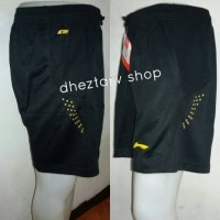 harga Celana Li-ning Badminton Import #black Yellow Tokopedia.com