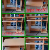 Meja Komputer Type LMC81 Produk Lunar Furniture