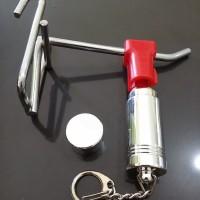 Ram Lock 100pcs Pengunci Ram Display Kunci Etalase kunci Ram