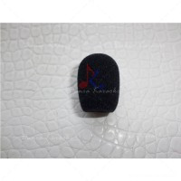 harga Busa Mic 2.5 Cm Diameter 1 Cm Microphone Windscreen Foam Cover Tokopedia.com