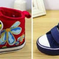 harga Sepatu Anak Model Converse Motif Lady Bug Ladybug Tokopedia.com