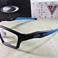 Oakley Crosslink Sweep - Black Blue