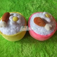 harga Bantal boneka makanan bubur ayam Tokopedia.com