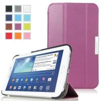 MoKo Samsung Galaxy Tab 3 7.0 Case - Ultra Slim Lightweight Smart