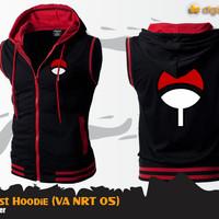 Uchiha Vest Hoodie (Rompi Naruto - VA NRT 05)
