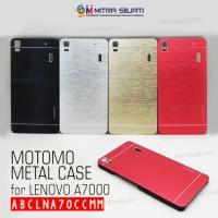 Lenovo A7000 Case Cover Motomo Metal (abclna70ccmm)