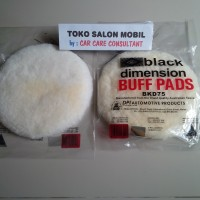 harga Sheepskin Wool Pad / Velcro / Diameter 7.5