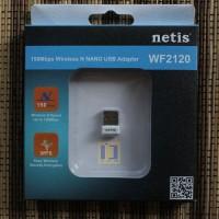 Usb Wifi Nano NETIS WF2120 150Mbps