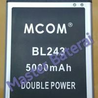 Baterai Lenovo A7000 / K3 Note Bl243 (bl-243) Double Power