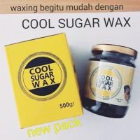 Cool Sugar Wax 100% Natural