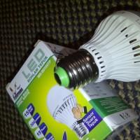 lampu bohlam sensor suara / tepok 5 watt