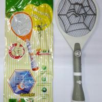 Raket nyamuk + senter / electric Mosquito killer 2