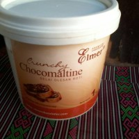 harga selai coklat chochomaltine ORI Belgia kemasan pail 1kg Tokopedia.com