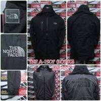 harga jaket gunung, jaket motor, jaket outdoor the north face hitam Tokopedia.com