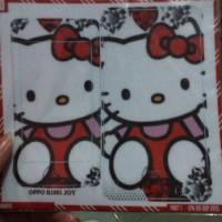 Garskin Oppo Joy Hello Kitty