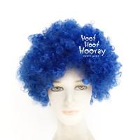 Wig Kribo / Wig Badut / Wig Cosplay / Rambut Palsu (BANYAK WARNA)