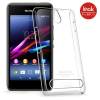 Imak Crystal 1 Ultra Thin Hard Case For Sony Xperia E1 - Transparent