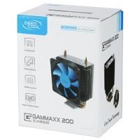 FAN PC / Komputer DEEPCOOL GAMMAXX 200 - HSF 9cm Silent Fan