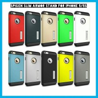 SPIGEN SLIM ARMOR STAND For IPHONE 5/5S