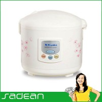 Magic Warmer Plus 6 IN 1 Miyako MCM-706 Rice Cooker Serba Guna 1.8L