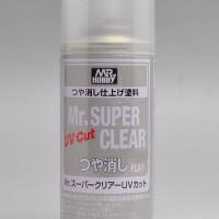 Mr super clear flat uv cut
