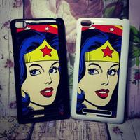 Hard Case Xiaomi Mi4i Wonder Woman 001