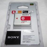 Battery/baterai/batre Sony NP-BG1