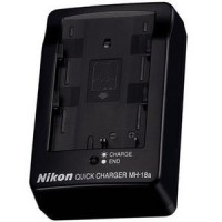 Charger Nikon MH-18a for EN-EL3/3E