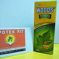 Woods' Herbal plus Honey 60 ml