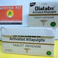 New Diatabs 4's (tablet anti diare)