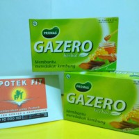Promag Gazero Herbal (1 box @ 6 sachet)