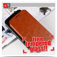 Case Mofi Intelligent Flipcase Leathercase Alcatel OneTouch Flash Plus