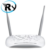 TP-LINK Wireless N Access Point 300Mbps - TL-WA801ND - White