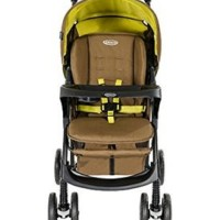 GRACO BABY STROLLER MIRAGE+ SOLO - OLIVE